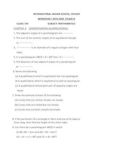 International Indian School Riyadh Worksheet 2019 2019 12 25 Cent Nbsp 15 Find The Volume Of Iron Required Pdf Document