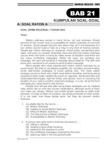 Soal Soal Pdf Document